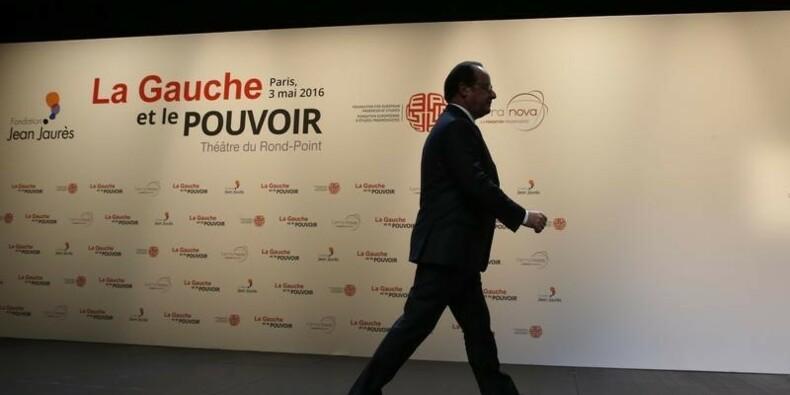 La droite brocarde François Hollande pour ses 4 ans à l'Elysée