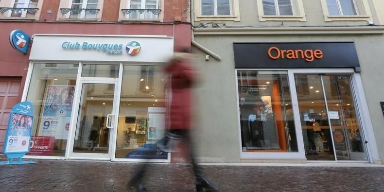 Orange discute cessions d'actifs avec ses rivaux