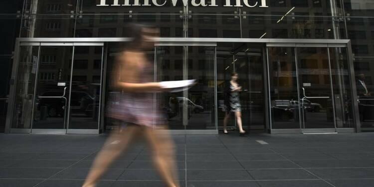 Time Warner déçoit avec son chiffre d'affaires en repli