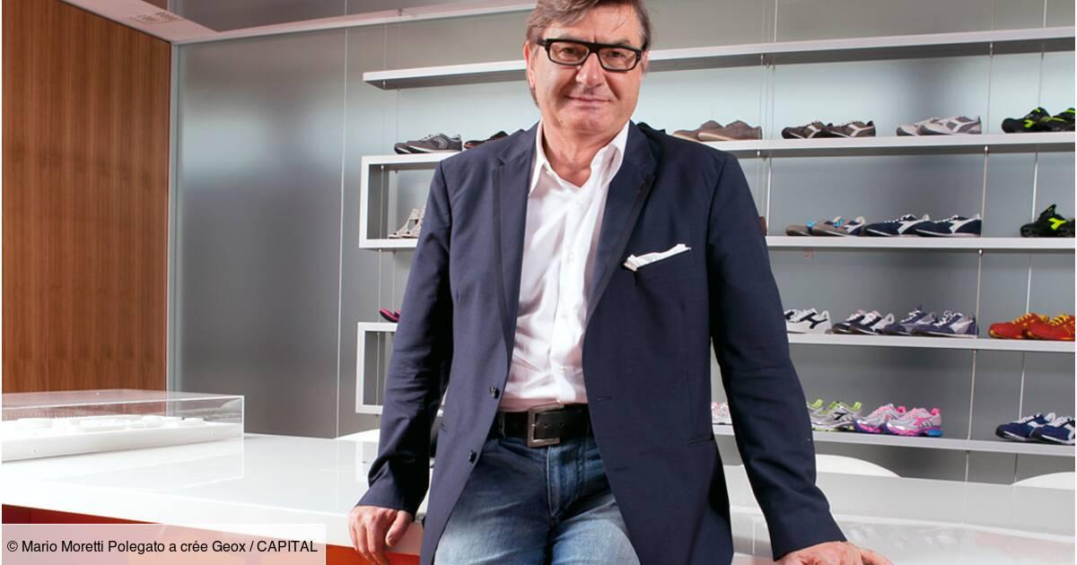 Genuino Compasión Caliza  La patron de Geox prend son pied dans la chaussure - Capital.fr