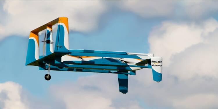 Drones de livraison : Amazon y croit vraiment en attendant la réglementation