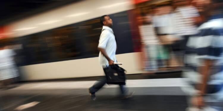 """Inondations: trafic SNCF toujours """"critique"""" en Ile-de-France"""