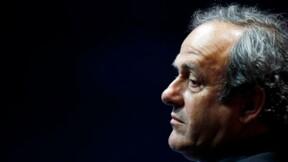 Michel Platini dénonce une mascarade et va saisir la justice