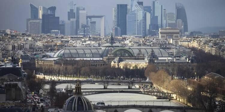 François Hollande veut rendre la place de Paris plus attractive