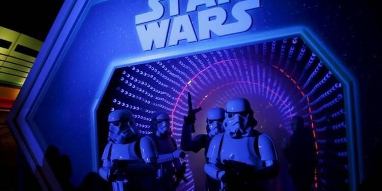 """Le chiffre d'affaires de Disney en hausse grâce à """"Star Wars"""""""