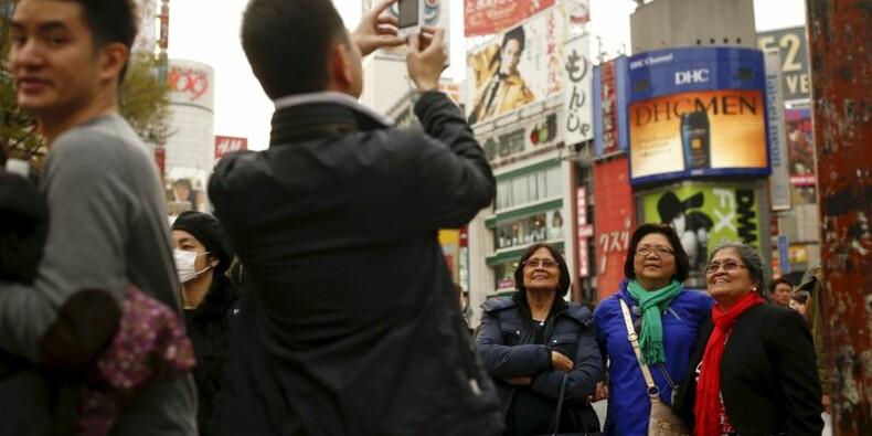 Le Japon veut deux fois plus de touristes pour doper l'économie