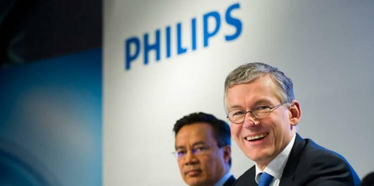 Comment Frans van Houten a métamorphosé Philips
