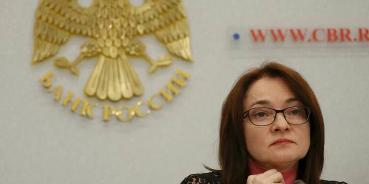 La banque centrale russe se prépare à un baril à 35 dollars