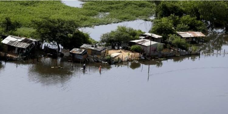 100.000 personnes déplacées par les crues en Amérique du Sud