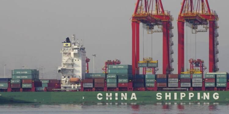 Le rythme de baisse des importations chinoises ralentit