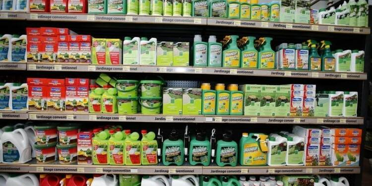 La France va interdire certains herbicides au glyphosate