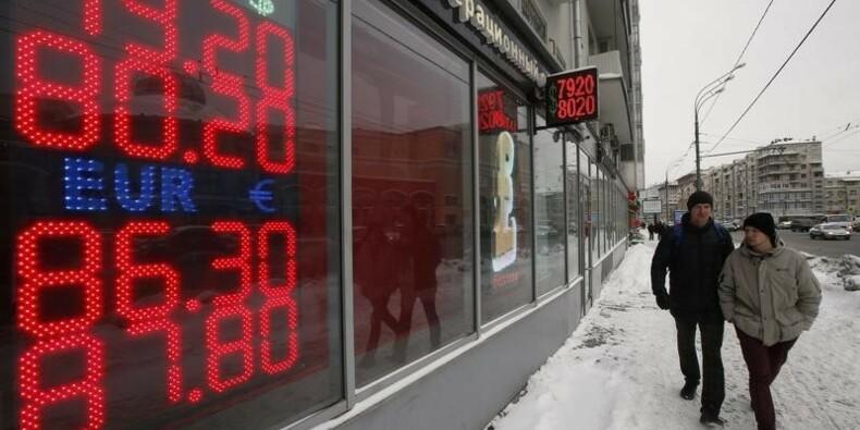 La Russie envisage des mesures inédites pour tenir son budget