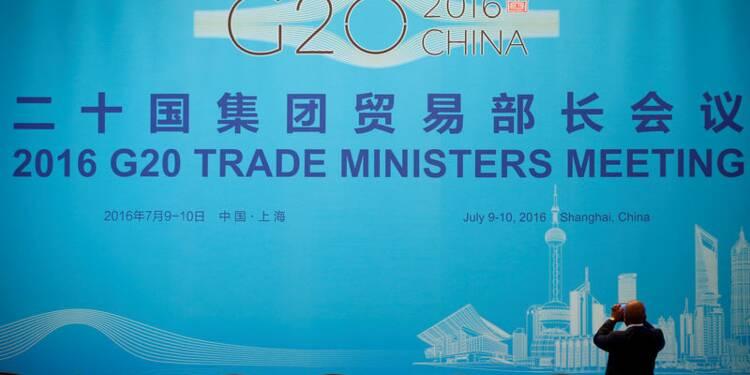 Le G20 promet de lutter contre le protectionnisme