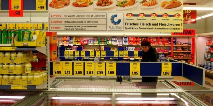 L'inflation confirmée à 0,4% en Allemagne en juillet