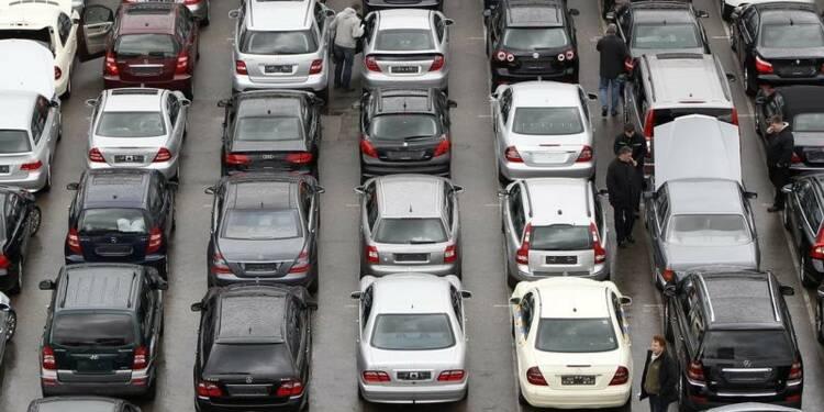 Le marché automobile européen en hausse de 16% en mai