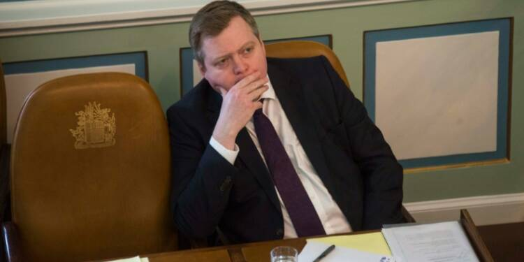 Panama Papers: chute du Premier ministre islandais