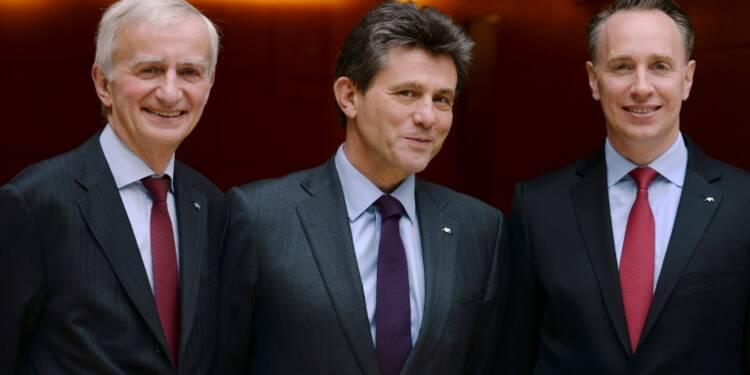 Le PDG d'Axa, Henri de Castries, va quitter le groupe en septembre