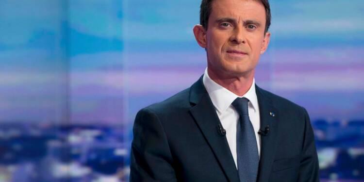 Valls appelle à voter pour Les Républicains dans trois régions