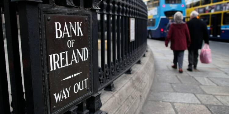 L'économie irlandaise rugit de nouveau et a crû de 7,8% en 2015