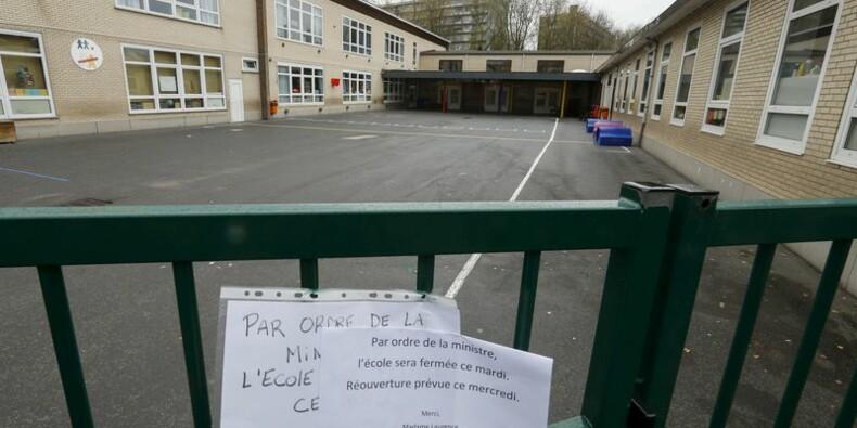 Bruxelles en alerte maximale, les écoles devraient rouvrir mercredi