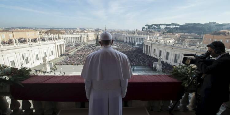 Le pape prône l'unité face aux atrocités des djihadistes