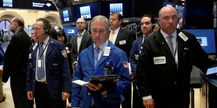 Le Dow Jones perd 0,33% et le Nasdaq cède 0,1%
