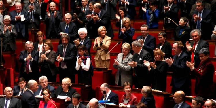 Hollande propose Fabius pour présider le Conseil constitutionnel