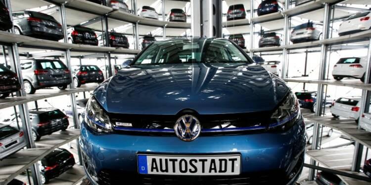 Le conflit s'aggrave entre Volkswagen et deux fournisseurs