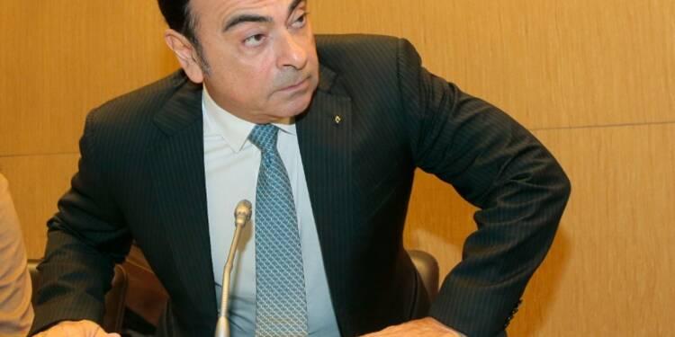"""La CGT Renault juge la rémunération de Carlos Ghosn """"indécente"""""""