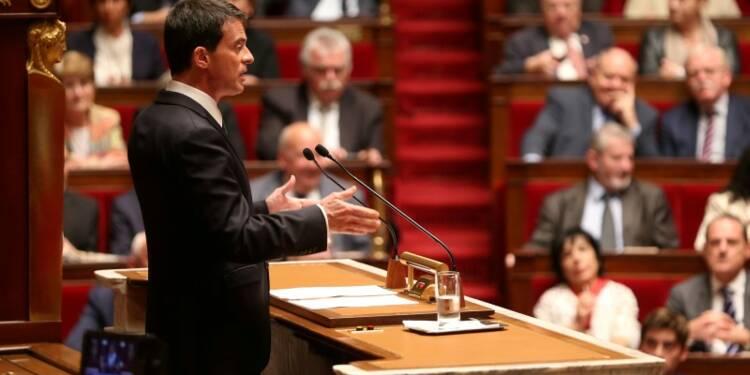 Manuel Valls veut légiférer sur le salaire des patrons
