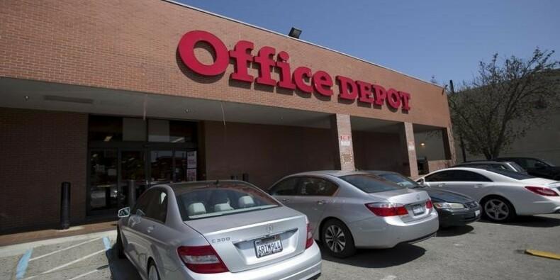 Office Depot ferme encore 300 magasins après des ventes en berne