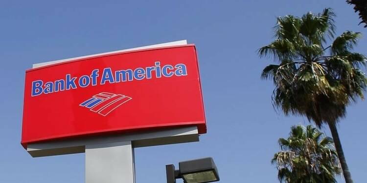 Bank of America obtient l'annulation d'une amende aux USA