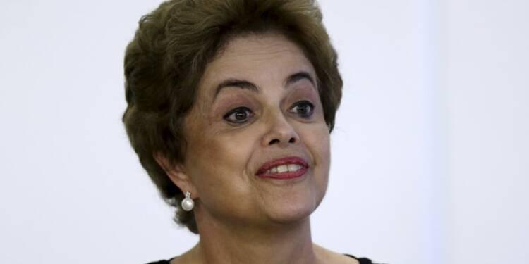 Dilma Rousseff saisit la Cour suprême pour éviter sa destitution