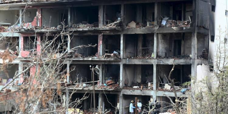 Attentat kurde contre la police turque, six morts