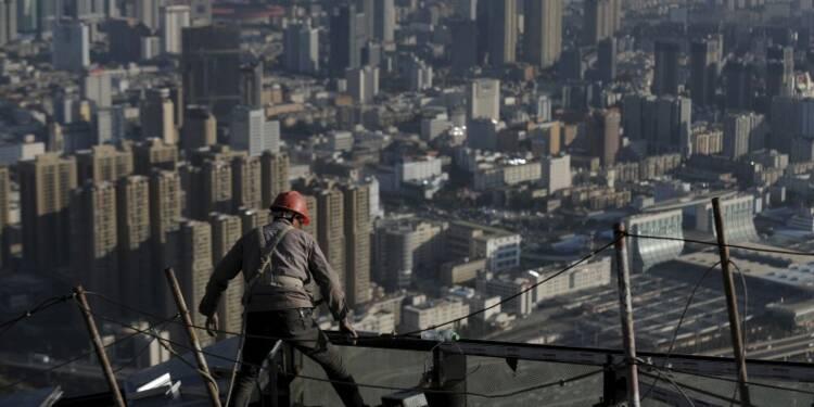 La croissance chinoise, casse-tête pour les banques centrales
