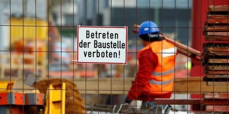 En Allemagne, le climat des affaires se détériore