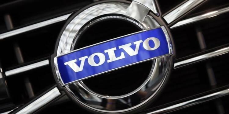 Volvo prévoit un ralentissement du marché poids lourds aux USA