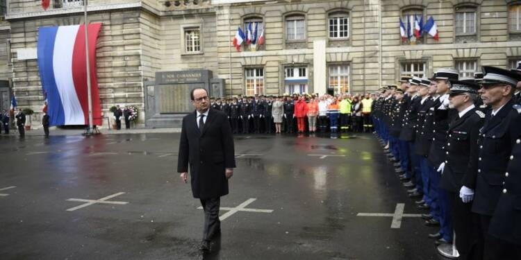 François Hollande précise son action antiterroriste