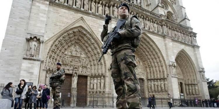 Vigilance renforcée dans les églises pour Noël
