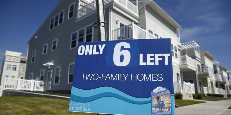 Hausse moindre que prévu des ventes de logements neufs aux USA