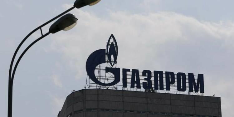 Gazprom interrompt ses livraisons de gaz à l'Ukraine