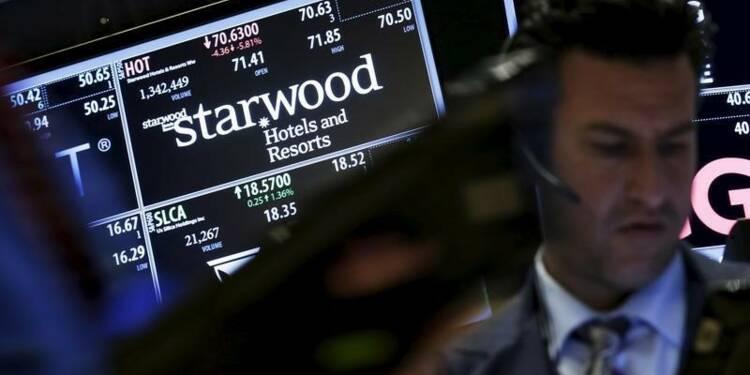 Anbang relève encore son offre sur Starwood