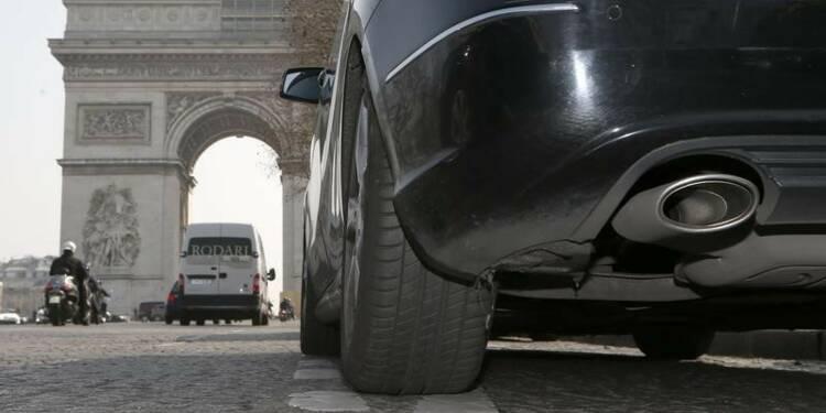 Vote à Strasbourg contre le compromis sur les gaz automobiles