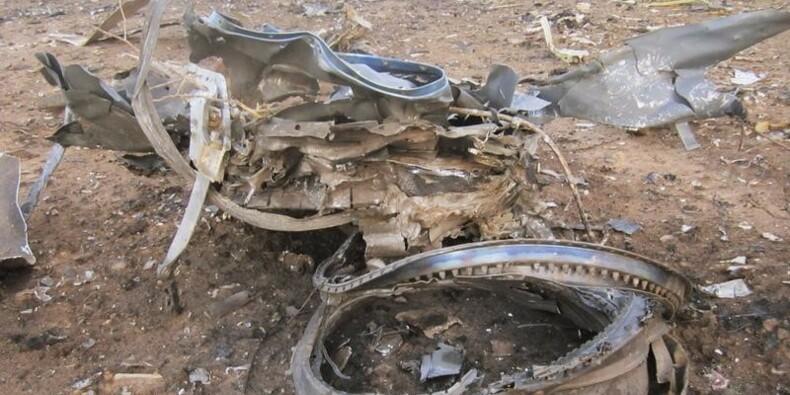 L'équipage mis en cause dans le crash de l'avion d'Air Algérie