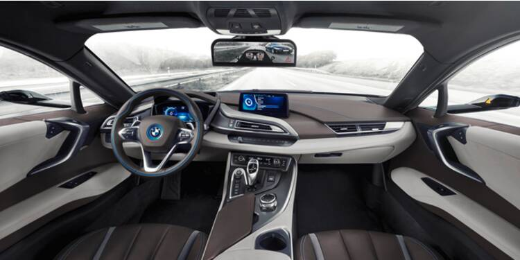 Les voitures du futur sont dévoilées au CES de Las Vegas