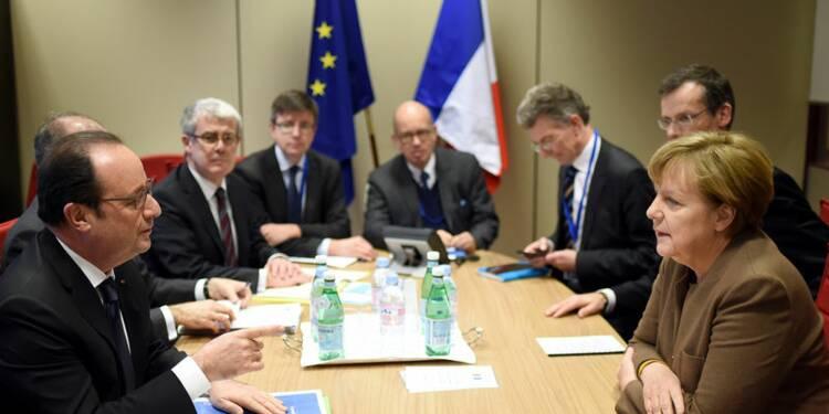Hollande veut conjurer le risque de dislocation de l'Europe