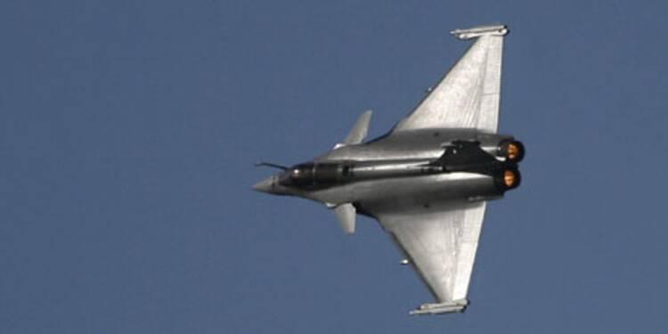 Le Brésil renonce à acheter le Rafale, l'action Dassault Aviation chute