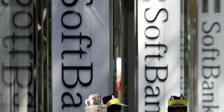 SoftBank publie un bénéfice d'exploitation trimestriel en hausse