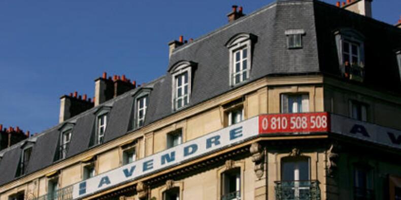 La Fnaim redoute une chute de 9% des prix de l'immobilier à Paris cette année