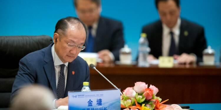Présidence de la Banque mondiale: Jim Yong Kim, candidat à sa propre succession